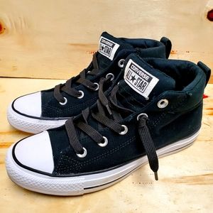 CONVERSE Chuck Taylor All Star Street Mid Tops